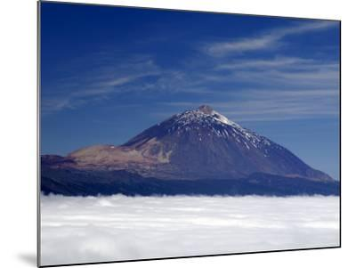 Mount Teide (Pico De Teide), Tenerife, Canary Islands, Spain-Sergio Pitamitz-Mounted Photographic Print
