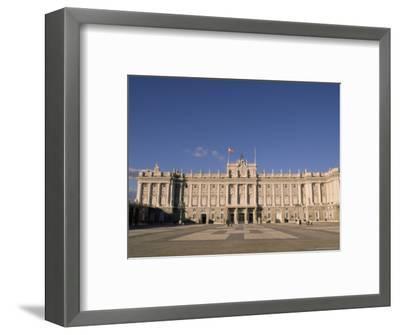 Palacio Real (Royal Palace), Madrid, Spain, Europe-Sergio Pitamitz-Framed Photographic Print