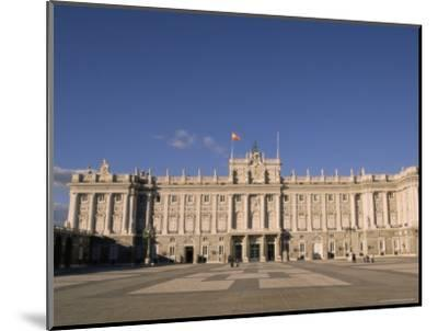 Palacio Real (Royal Palace), Madrid, Spain, Europe-Sergio Pitamitz-Mounted Photographic Print