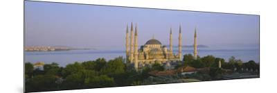 The Blue Mosque (Sultan Ahmet Mosque), Istanbul, Turkey, Europe-Simon Harris-Mounted Photographic Print