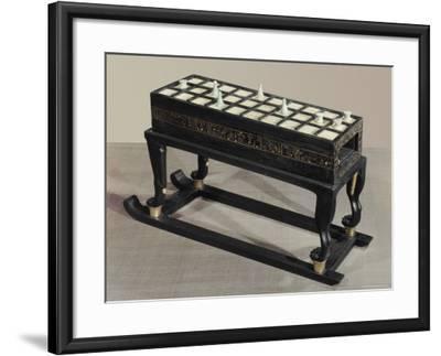 A Board Game of Senet, Egypt, North Africa-Robert Harding-Framed Photographic Print