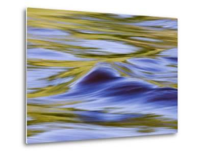 Golden Ripples in the Kettle River, Banning State Park, Minnesota-James Hager-Metal Print