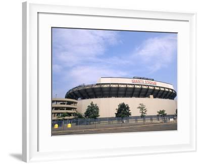 Sports Stadium for NFL New York Giants, New Jersey, USA-Bill Bachmann-Framed Photographic Print