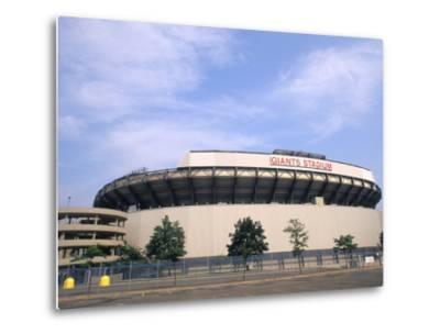 Sports Stadium for NFL New York Giants, New Jersey, USA-Bill Bachmann-Metal Print