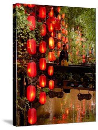 Lijiang, Yunnan Province, China-Pete Oxford-Stretched Canvas Print