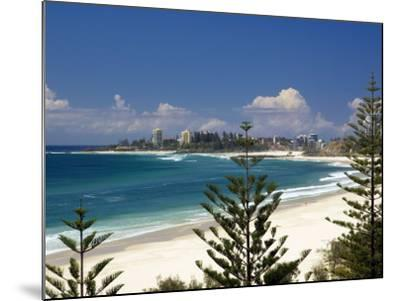 Coolangatta, Gold Coast, Queensland, Australia-David Wall-Mounted Photographic Print