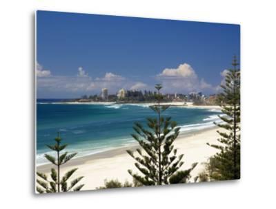 Coolangatta, Gold Coast, Queensland, Australia-David Wall-Metal Print