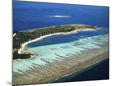Mana Island, Mamanuca Islands, Fiji-David Wall-Mounted Photographic Print