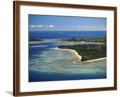 Malolo Lailai Island, Mamanuca Islands, Fiji-David Wall-Framed Photographic Print