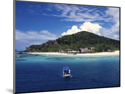Castaway Island Resort, Mamanuca Islands, Fiji-David Wall-Mounted Photographic Print