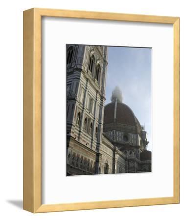 Duomo Santa Maria del Fiore, Florence, Italy-Brimberg & Coulson-Framed Photographic Print