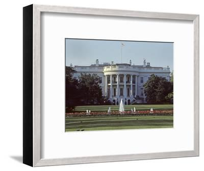 The White House, Washington, D.C.-Kenneth Garrett-Framed Photographic Print
