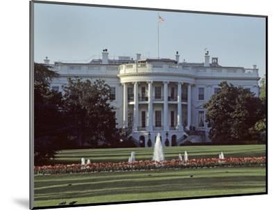 The White House, Washington, D.C.-Kenneth Garrett-Mounted Photographic Print