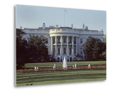 The White House, Washington, D.C.-Kenneth Garrett-Metal Print