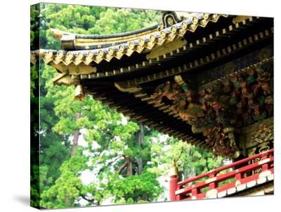 Tosho-Gu Shrine--Stretched Canvas Print