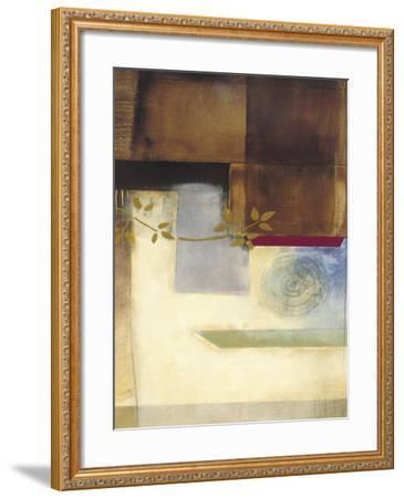 Golden Branch, no. 1-Chris Stone-Framed Art Print