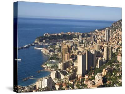 Monte Carlo, Monaco, French Riviera-Doug Pearson-Stretched Canvas Print
