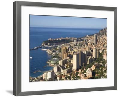 Monte Carlo, Monaco, French Riviera-Doug Pearson-Framed Photographic Print