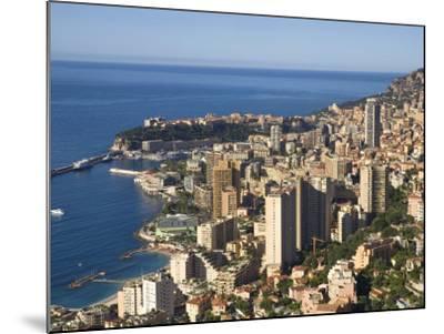Monte Carlo, Monaco, French Riviera-Doug Pearson-Mounted Photographic Print