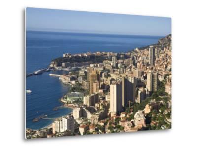 Monte Carlo, Monaco, French Riviera-Doug Pearson-Metal Print