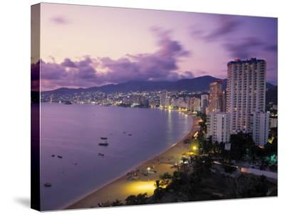 Acapulco, Mexico-Demetrio Carrasco-Stretched Canvas Print