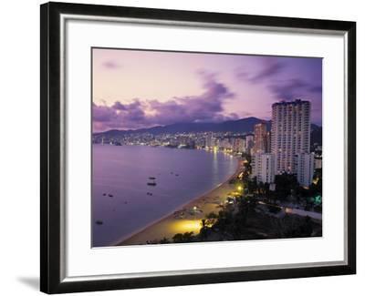 Acapulco, Mexico-Demetrio Carrasco-Framed Photographic Print