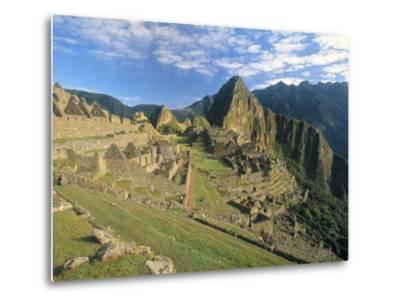 Macchu Pichu, Peru-Gavin Hellier-Metal Print