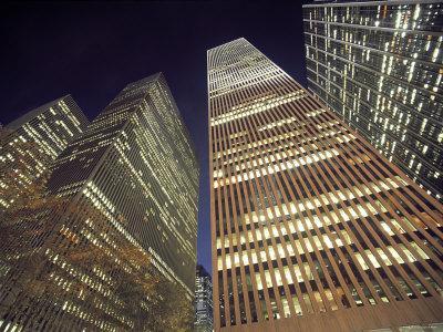 6th Avenue, Manhattan, New York City, USA-Jon Arnold-Framed Photographic Print