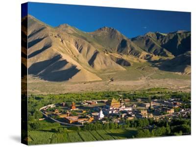 Samye Monastery, Dranang, Tibet-Michele Falzone-Stretched Canvas Print