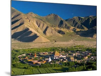 Samye Monastery, Dranang, Tibet-Michele Falzone-Mounted Photographic Print