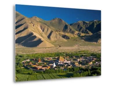 Samye Monastery, Dranang, Tibet-Michele Falzone-Metal Print
