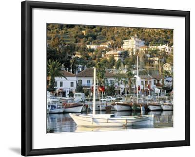 Kas, Southern Turkey-Peter Adams-Framed Photographic Print