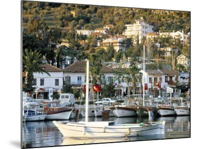 Kas, Southern Turkey-Peter Adams-Mounted Photographic Print