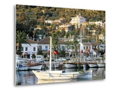 Kas, Southern Turkey-Peter Adams-Metal Print
