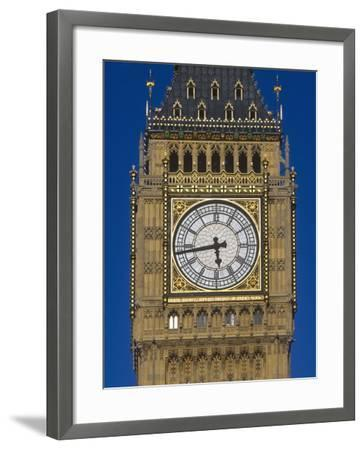 Big Ben, Houses of Parliament, London, England-Jon Arnold-Framed Photographic Print