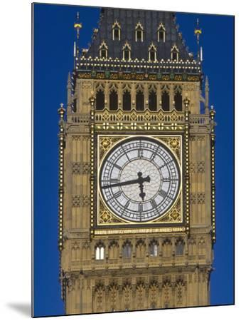Big Ben, Houses of Parliament, London, England-Jon Arnold-Mounted Photographic Print