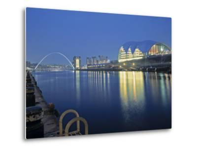 Sage Theatre, Gateshead, Newcastle, Tyne and Wear, England-Robert Lazenby-Metal Print