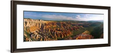 Bryce Canyon National Park, Utah, USA-Michele Falzone-Framed Photographic Print