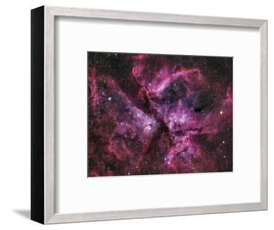 The Eta Carinae Nebula-Stocktrek Images-Framed Photographic Print