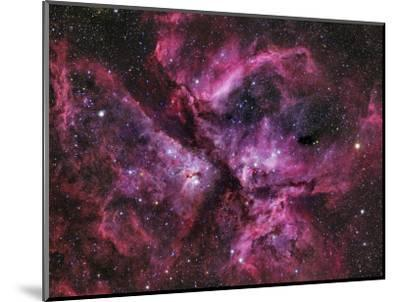 The Eta Carinae Nebula-Stocktrek Images-Mounted Photographic Print