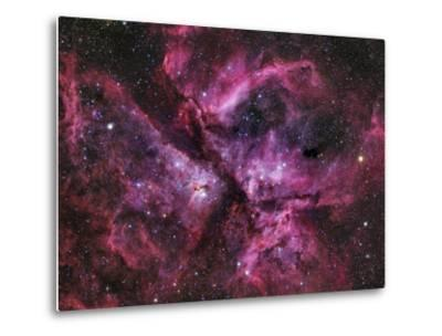 The Eta Carinae Nebula-Stocktrek Images-Metal Print