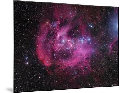 IC 2944 Running Chicken Nebula-Stocktrek Images-Mounted Photographic Print