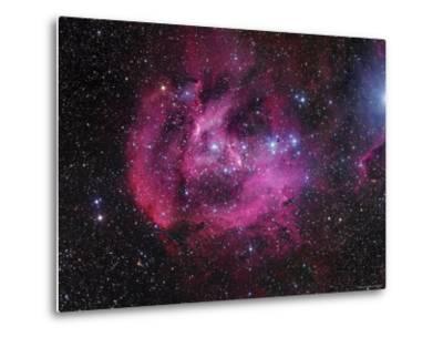 IC 2944 Running Chicken Nebula-Stocktrek Images-Metal Print