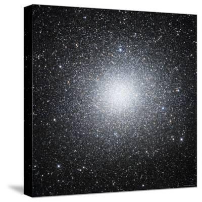 Globular Cluster Omega Centauri-Stocktrek Images-Stretched Canvas Print