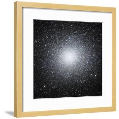 Globular Cluster Omega Centauri-Stocktrek Images-Framed Photographic Print