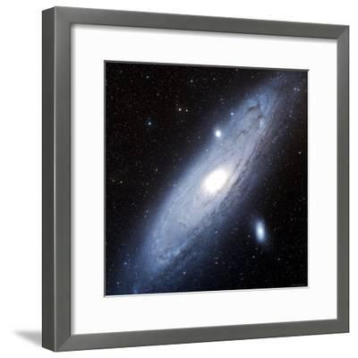 Andromeda Galaxy-Stocktrek Images-Framed Photographic Print