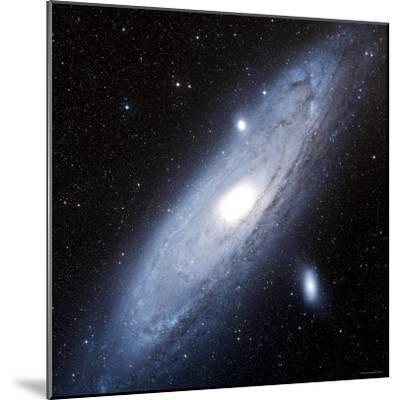 Andromeda Galaxy-Stocktrek Images-Mounted Photographic Print