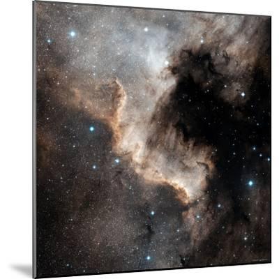 North American Nebula-Stocktrek Images-Mounted Photographic Print