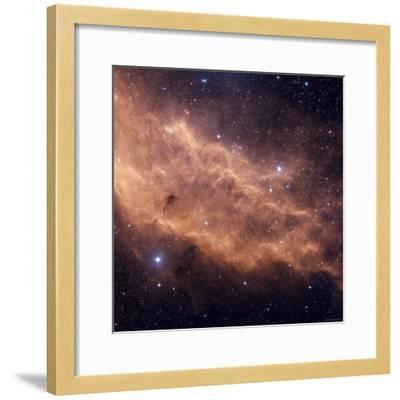 California Nebula-Stocktrek Images-Framed Photographic Print