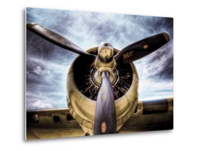 1945: Single Engine Plane-Stephen Arens-Metal Print